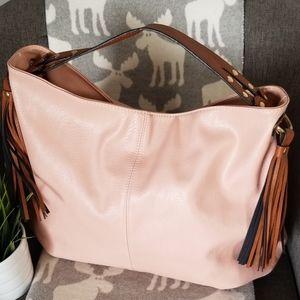 Beautiful! Vegan Leather Hobo Bag